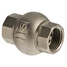 Обратный клапан с латунным золотником VT.151.N.041/2