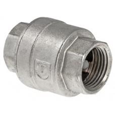 Обратный клапан никелированный VT.161.N.041/2