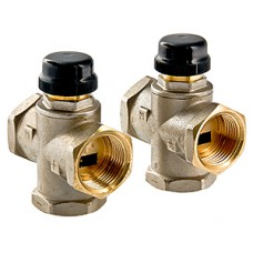 Трехходовой термостатический смесительный клапан VT.MR02.N.06031