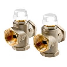Трехходовой термостатический смесительный клапан VT.MR03.N.06031